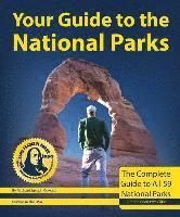 bokomslag Your guide to the national parks - the complete guide to all national parks