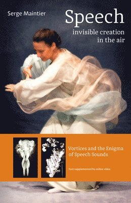 bokomslag Speech - invisible creation in the air - vortices and the enigma of speech