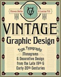 bokomslag Vintage Graphic Design
