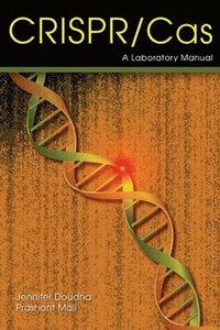 bokomslag Crispr-Cas: A Laboratory Manual
