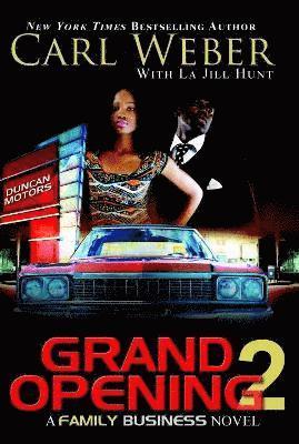 bokomslag Grand opening 2 - a family business novel