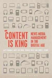 bokomslag Content is King