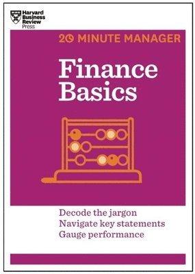 bokomslag Finance Basics (HBR 20-Minute Manager Series)