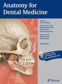 bokomslag Anatomy for Dental Medicine