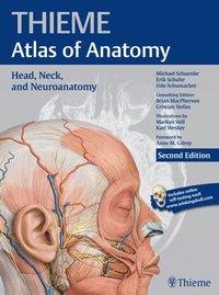 bokomslag Head, Neck, and Neuroanatomy (THIEME Atlas of Anatomy)