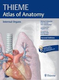 bokomslag Internal Organs (THIEME Atlas of Anatomy)