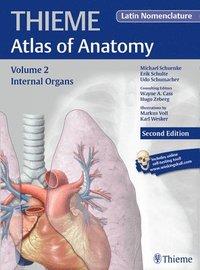bokomslag Internal Organs (THIEME Atlas of Anatomy), Latin nomenclature