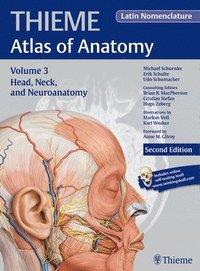 bokomslag Head, Neck, and Neuroanatomy (THIEME Atlas of Anatomy), Latin nomenclature