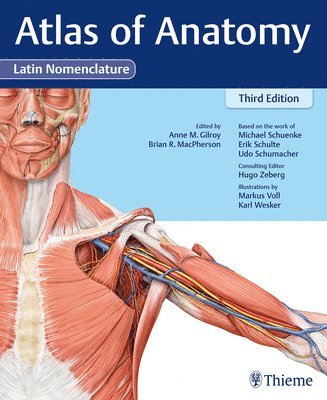 bokomslag Atlas of Anatomy, 3e Latin