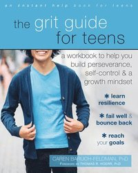 bokomslag The Grit Guide for Teens