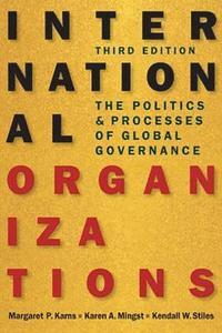 bokomslag International Organizations