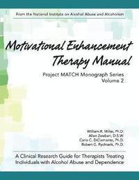 bokomslag Motivational Enhancement Therapy Manual