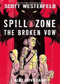 bokomslag Spill Zone