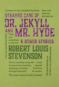 bokomslag Strange Case of Dr. Jekyll and Mr. Hyde &; Other Stories