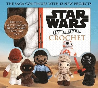 bokomslag Star Wars Even More Crochet