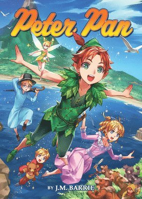 bokomslag Peter Pan