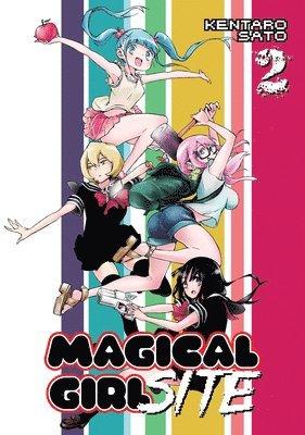 bokomslag Magical girl site