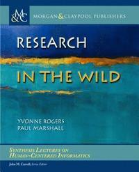 bokomslag Research in the Wild