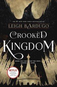 bokomslag Crooked Kingdom