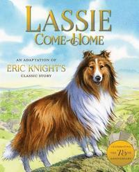 bokomslag Lassie Come Home