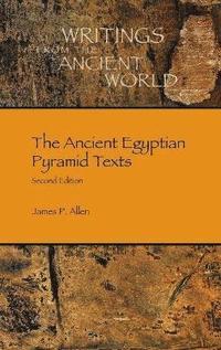 bokomslag The Ancient Egyptian Pyramid Texts