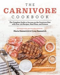 bokomslag The Carnivore Cookbook