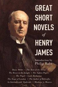 bokomslag Great Short Novels of Henry James