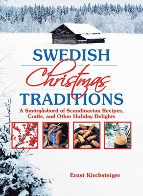 bokomslag Swedish Christmas Traditions