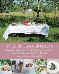 bokomslag Swedish Summer Feasts