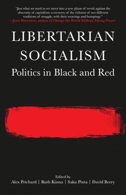 bokomslag Libertarian socialism - politics in black and red