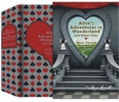 bokomslag Alices adventures in wonderland and other tales