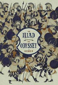 bokomslag The Iliad and the Odyssey