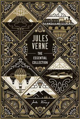 bokomslag Jules Verne: The Essential Collection