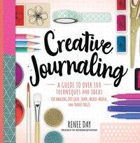 bokomslag Creative Journaling