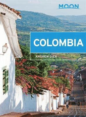 bokomslag Moon colombia, 2nd edition
