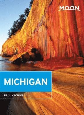 bokomslag Moon michigan, 6th edition