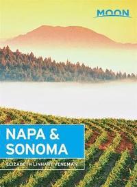 bokomslag Moon napa & sonoma, 3rd edition