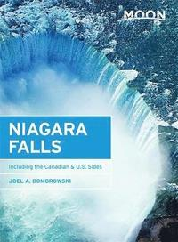 bokomslag Moon niagara falls, second edition - including the canadian & u.s. sides