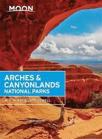 bokomslag Moon arches & canyonlands national parks, second edition