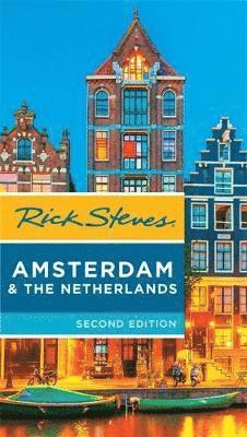 bokomslag Rick steves amsterdam & the netherlands, 2nd edition