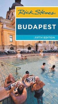 bokomslag Rick steves budapest, 5th edition