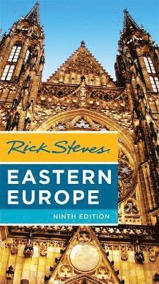 bokomslag Rick steves eastern europe, ninth edition