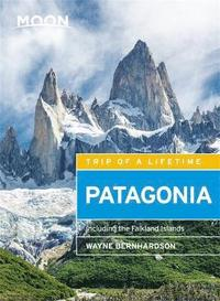 bokomslag Moon patagonia (fifth edition) - including the falkland islands