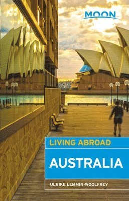bokomslag Moon living abroad australia, 3rd edition