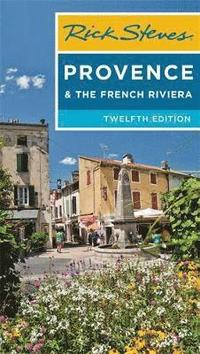 bokomslag Rick steves provence & the french riviera (12th edition)