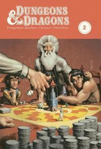 bokomslag Dungeons &; Dragons: Forgotten Realms Classics Omnibus Volume 2