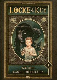 bokomslag Locke &; Key Master Edition Volume 1