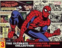 bokomslag The Amazing Spider-Man The Ultimate Newspaper Comics Collection Volume 3 (1981- 1982)