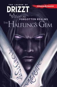 bokomslag Dungeons & dragons: the legend of drizzt - the halflings gem