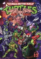 bokomslag Teenage mutant ninja turtles adventures, vol. 13